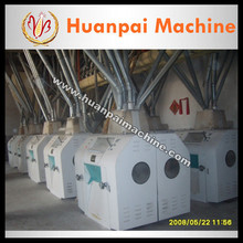 5-500TPD maize flour mill machine