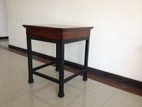 for living rooms wooden corner table designs