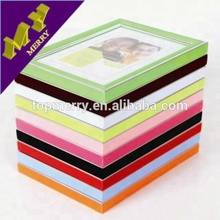 Nice quality funny plastic picture photo frame wholesale