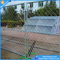 Metal hoarding/ galvanzied temporary fence for protect and seperate area