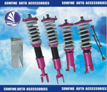 High quality performance part 4x4 coilover off road shock absorbers for N issan 350Z Infiniti G35