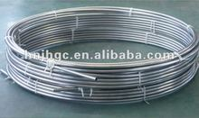 Top quality hydraulic oil stainless steel control pipe 304 / 316