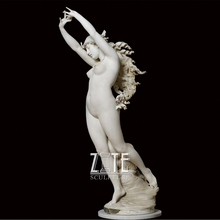 Popular Designs nude woman stone marble sculpture