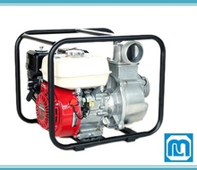 5.5hp portable gasoline transfer water pump 3""