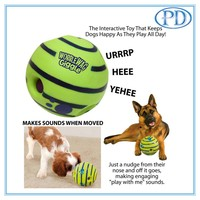 Giggle Ball for puppy
