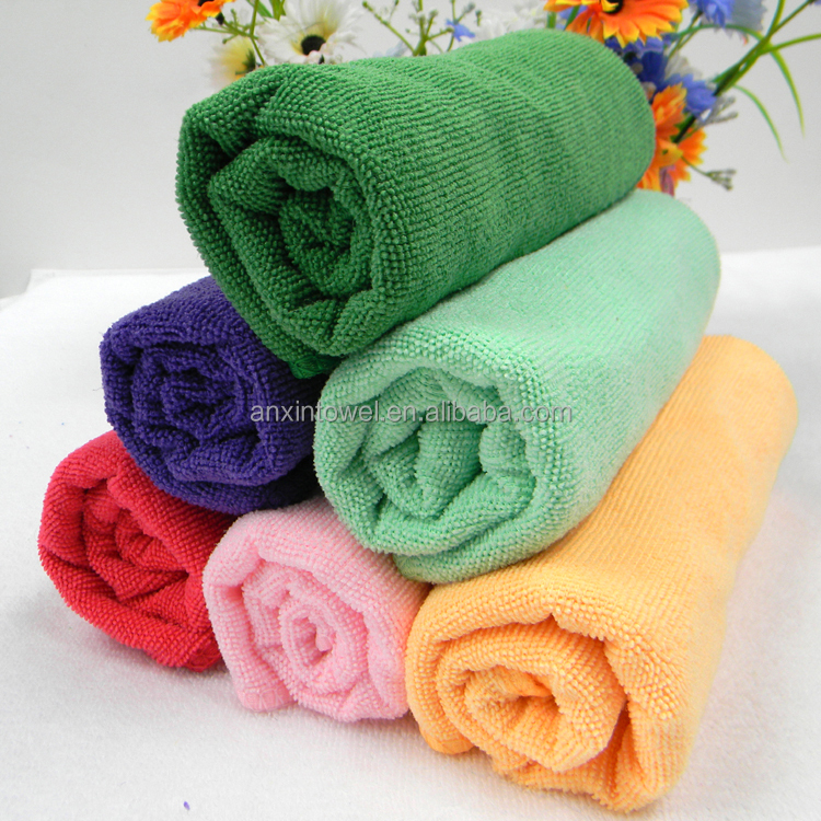 EAswet aliexpress China 200gsm microfiber towel for wholesales
