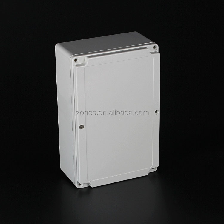 customized ip66 outdoor abs dustproof waterproof plastic case for electronic device equipment