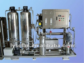 stainless steel reverse osmosis water treatment equipment