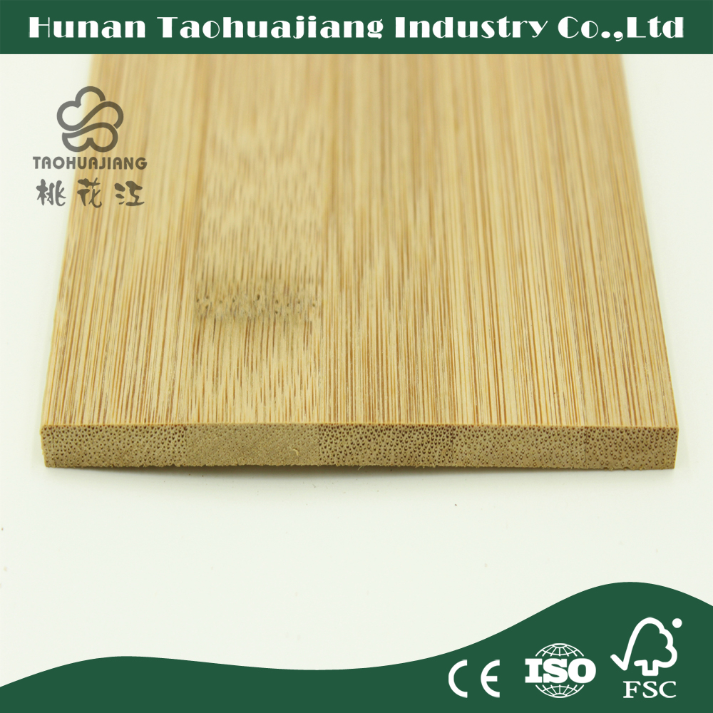 Ecological Construction Materials Natural Bamboo Furniture Board