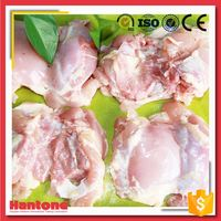 HALAL Nature Frozen Boneless Chicken Leg Meat