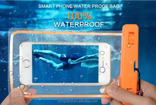 Diving Swim Waterproof Bag Luminous night Underwater case for nokia Lumia 925