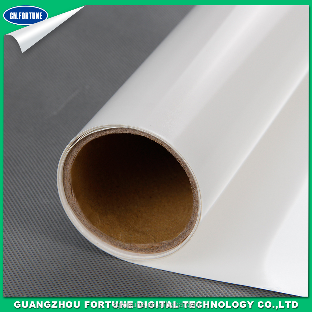 Factory Supply blockout Outdoor Billboard paper glossy PP Synthetic Paper