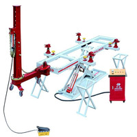 High quanlity UNILINE UL-500 car body collision repair system /collision repair car bench