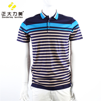 polo shirt mercerized 95 cotton 5 lycra men t shirt t shirt wholesale china