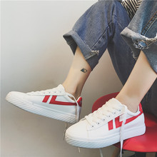New model campus comfortable canvas shoes women