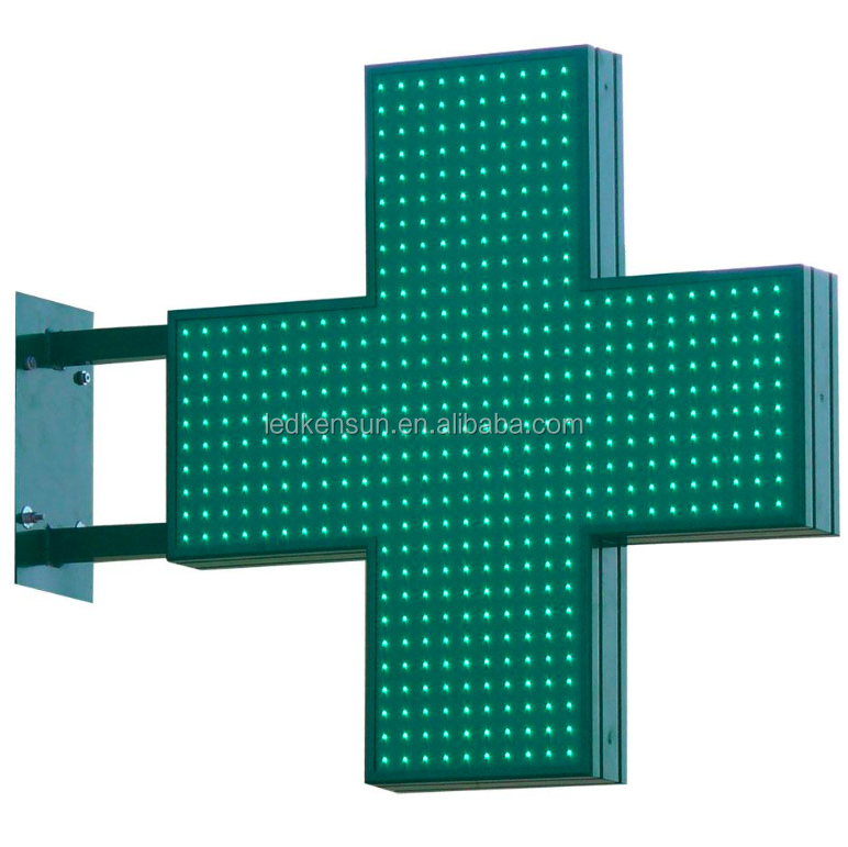 P20 LED Pharmacy Cross from China