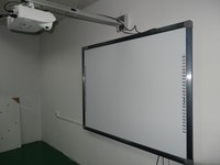 School equipment and business presentation electronic IR interactive whiteboard