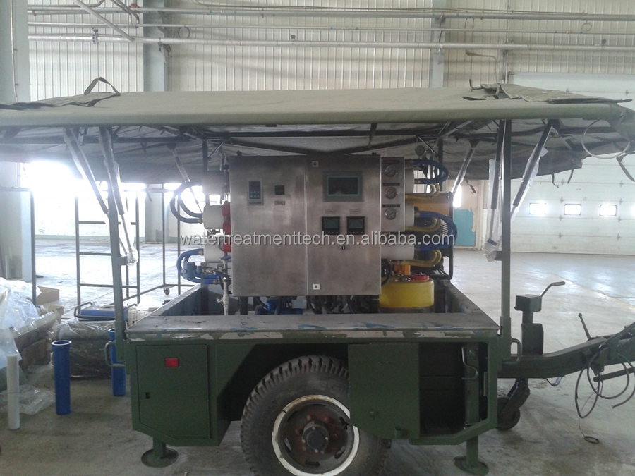 River/Lake Water Purification Machine/ RO system