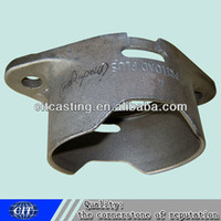 cover of the truck spare parts ,ductile iron casting,clay sand casting