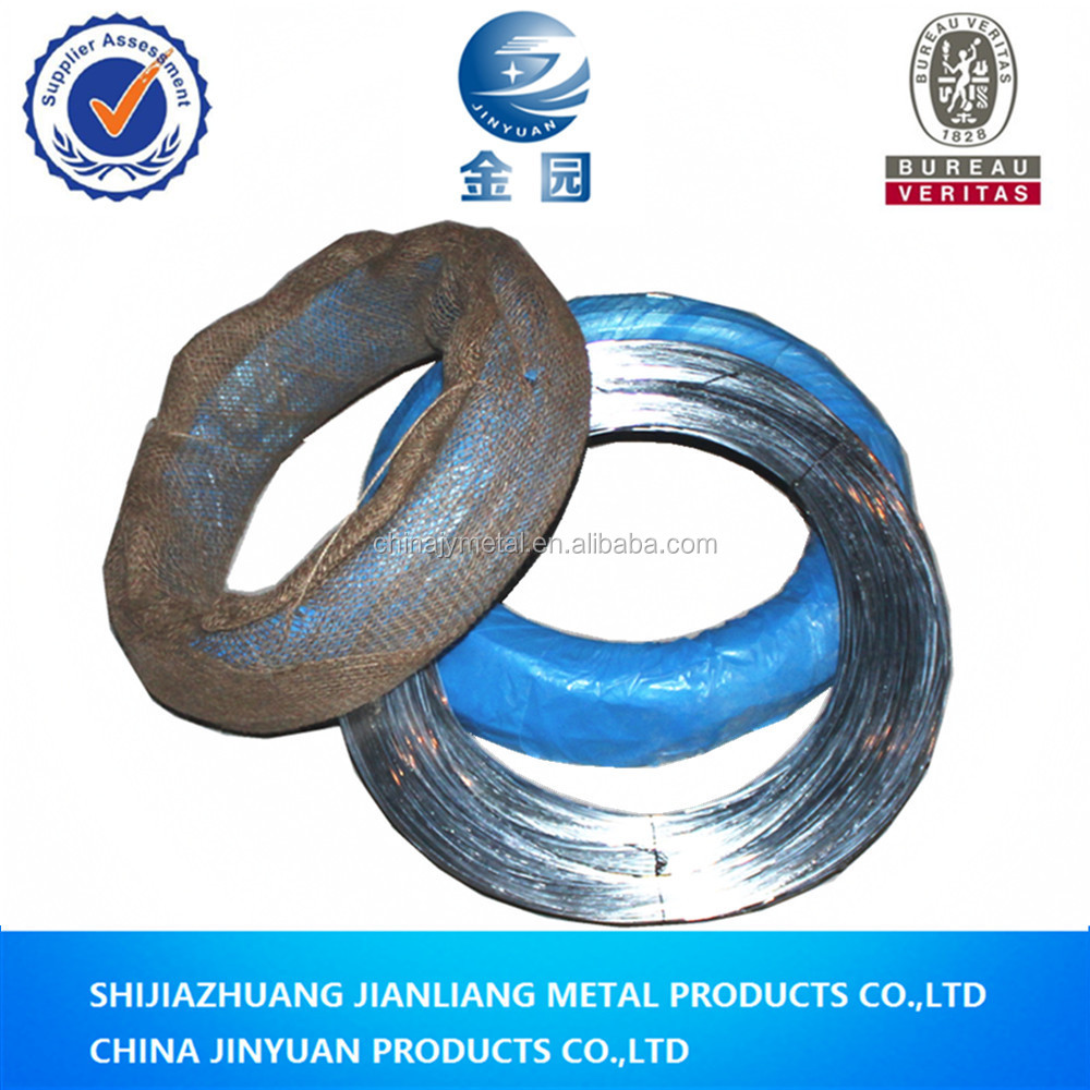electro galvanized iron wire/black annealed iron wire/cutting wire