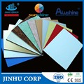 fashionable NANO-PVDF exterior wall panel/ composite panel aluminum