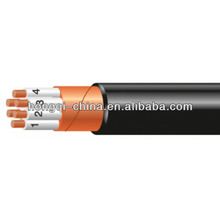Multicore Copper Tape Screened Electrical Control Cable