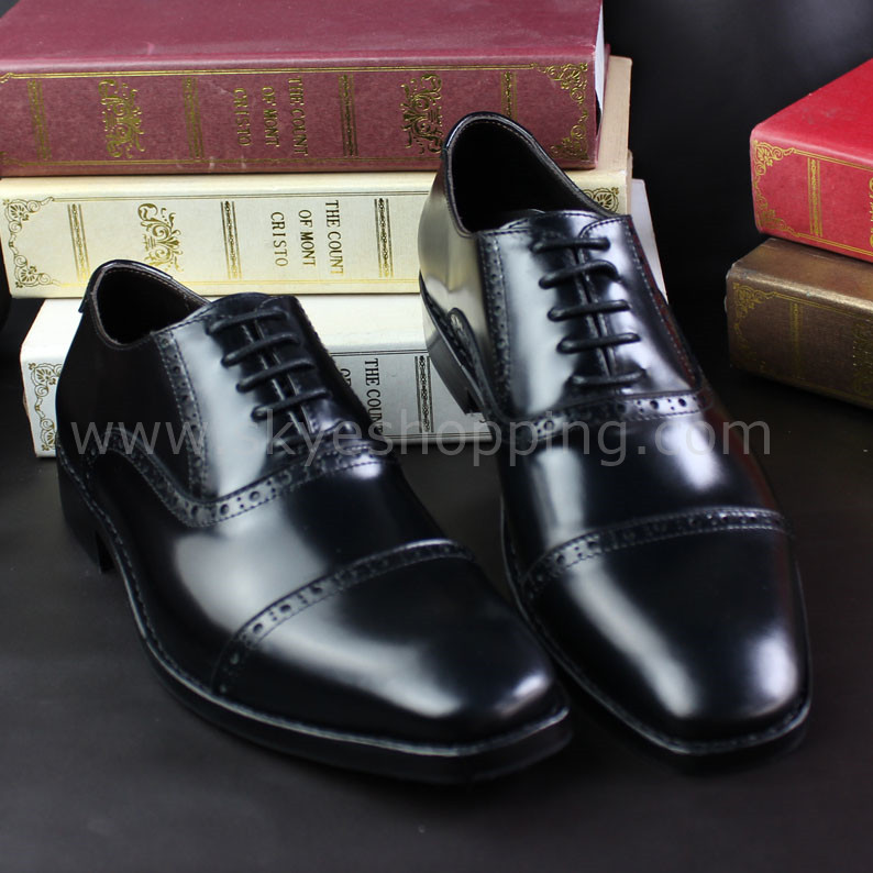 Buy Patent Leather Handmade Dyeable Wedding Shoes Online Men Luxury New Wedding Shoes