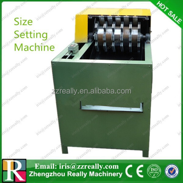 China automatic bamboo and wooden toothpick making machine, production line