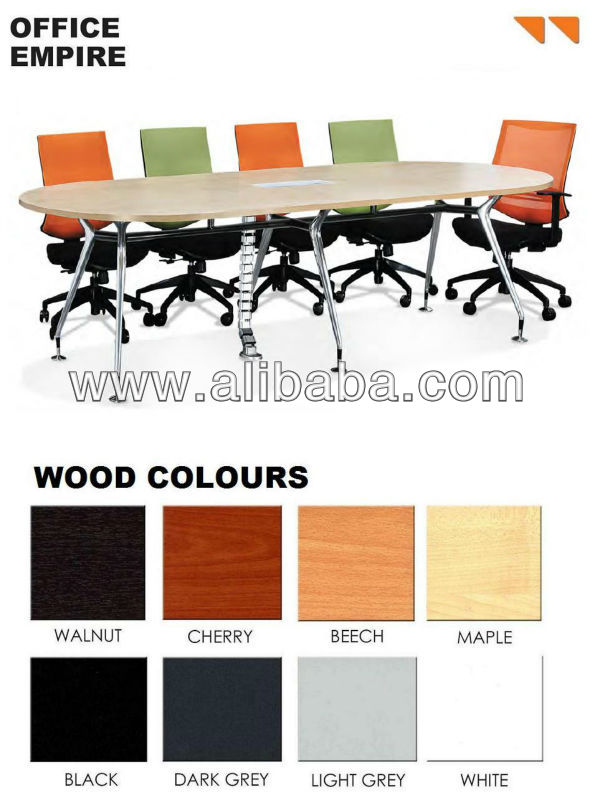 Abies Conference Table (2 pcs worktop)