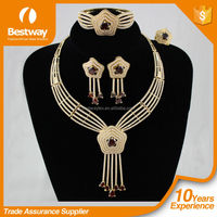 2015 fashion african beads jewelry set wholesale bridal jewelry sets african wedding jewelry set for party EF0055-1