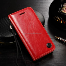 genuine leather flip phone case cover with card slot for Samsung Galaxy Note C S A J E ON edge mini plus 9 8 7 6 5 4 3 2