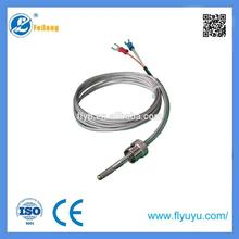 Professional thermocouple thermocouple compensation cable with plug for wholesales