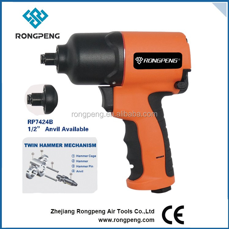 RP7424 High Quality Durable Light Weight Gasoline Powered Impact Wrench