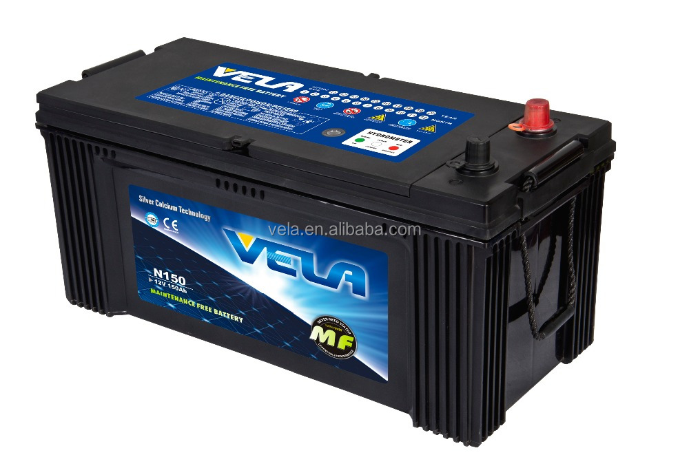 BEST SELLING JIS MF BATTERY <strong>N150</strong>