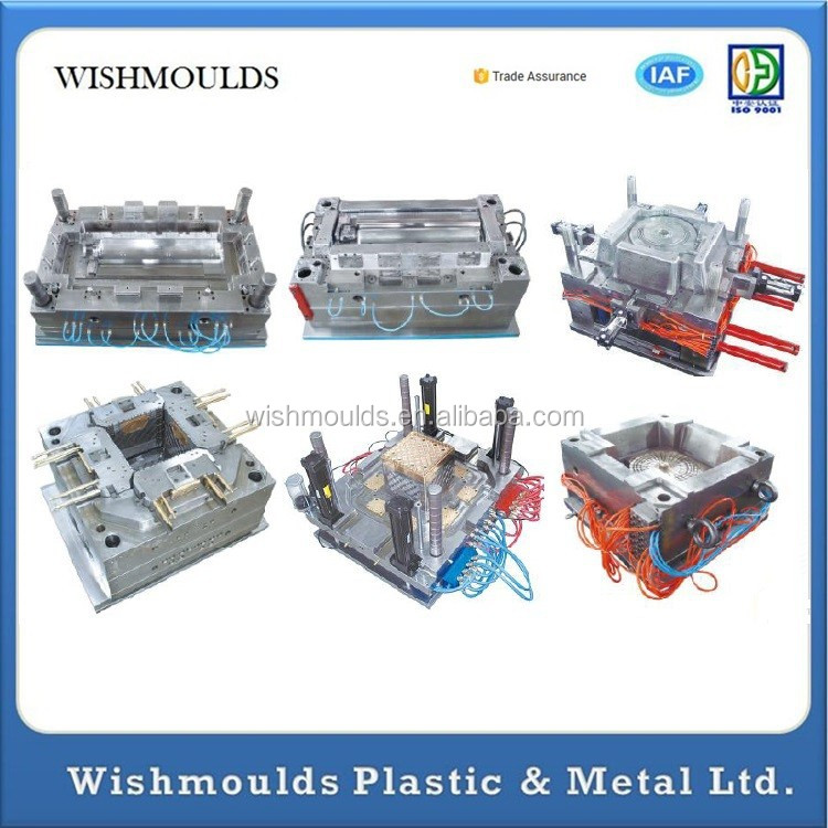 Competitive price plastic injection molding cost for injection mold in China