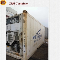 Reefer container shipping 20ft refrigerator container