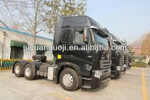 HOWO brand tractor 6*4 truck for hot sales