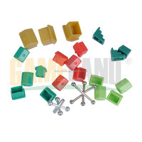 Plastic Board Game Tokens Wholesale Board Game Pieces