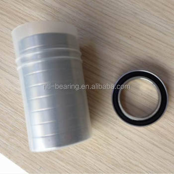 420 Stainless steel ball bearing S6806-2RS