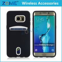 Stowaway with Credit Card Slot Case For Samsung Galaxy s6 edge plus