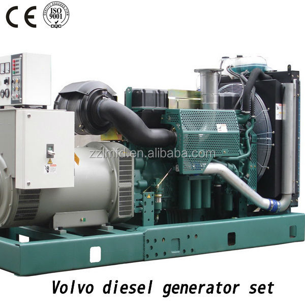 commercial and financial volvo 400 kva diesel generator