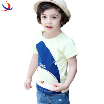New Style Fashion Boys T-Shirt Kids Boutique Clothing For Boys Suppliers China