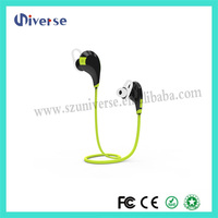 Computer accessories sweatproof sports wireless stereo bluetooth headphone for games video