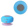 Cheapest Suction Cup Waterproof Speaker with FM Radio/Handsfree/Aux