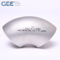 90 Deg SR WP304/304L Stainless Steel Elbow
