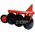 Tubular functions of the disc plough/ tractor disc plow e