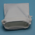 canvas cotton muslin draw string calico bags
