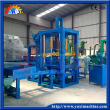 Yuxi soil cement block making machine/cement brick making machine price/cement block machine