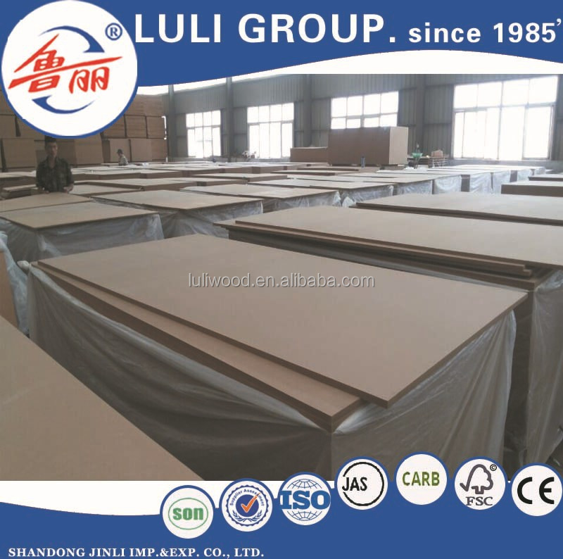 18mm with good price Melamine Board MDF
