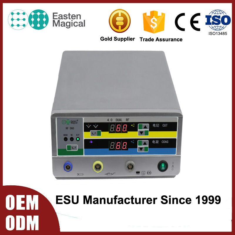 High End RF Surgical Diathermy Machine for Obstetrics and Gynecology
